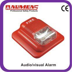 Alarme audio do sistema de segurança da segurança e visual convencional simples (441-001)