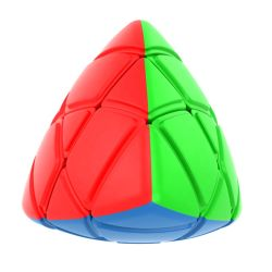 O plástico 3*3*3 Velocidade Stickerless Abnormity Magic Cube Puzzle Magic deslize jogo puzzle Dom Promocionais Iq Brinquedos