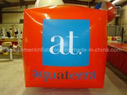 2M Cube de la publicité gonflable géant de l'Hélium Ballon (AIBL0028)