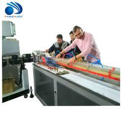 O PVC preços a fita de vedação da linha de produção da junta de estanqueidade Coxim Extrusor