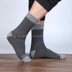 Großhandelsmann-thermische Wolle-Socken-Arbeits-Socken