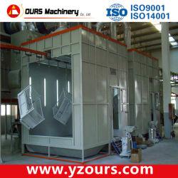 Aluminium extrudé Ligne de Production de revêtement en poudre