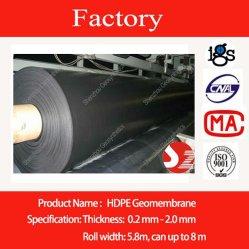 HDPE 양식을%s 1.5 mm Geomembranas