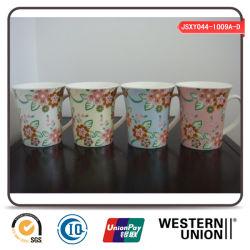 Promoción hueso nuevo taza con la etiqueta