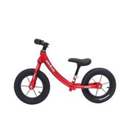جديات مصغّرة يعلم دفع ودوّاسة ميزان دراجة حمراء جار ميزان دراجة
