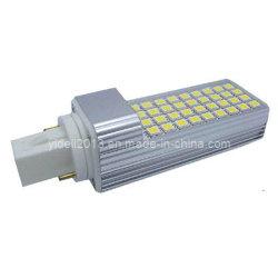 Новая вращая замена электрической лампочки 6W G24 SMD СИД PLC