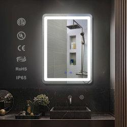De Vente Accueil Décoration chaud LED ménage produit miroir de maquillage Salle de bains