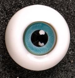 100% de los ojos de muñeca de vidrio artesanal para BJD Doll, Taxidermia, Escultura