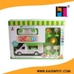полная пластмасса функции 4CH Toys игрушка автомобиля RC для автомобиля трактира малышей