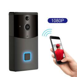 Smart PIR Detection Video Intercom 720p Security Doorbell Camera