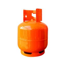 Гана 5 кг пустой/системы питания сжиженным газом пропан / бутан газовый баллон/бак/расширительного бачка для домашнего приготовления пищи