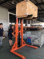 1000kg cavalcano la mano/carrello elevatore manuale dell'impilatore del pallet che di sollevamento il magazzino Montacargas multifunzionale di 3000mm