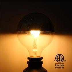 Filament réglable G125 G40 LAMPE LED 24V E27 12V avec l'or/cuivre/argent Haut de page