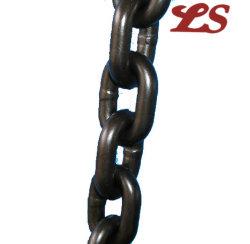 High Tension G80 Black Link-ketting van gelegeerd staal