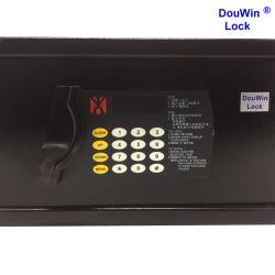 호텔 벽 강철 전자 안전한 상자
