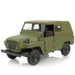 Los vehículos tipo Jeep modelo de coche de Colección