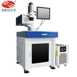 شاحن البطارية طباعة الليزر 355nm 3 واط 5 واط ليزر بقوة 10 واط UV ماكينة وضع العلامات