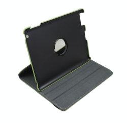 جراب جلدي دوار متعدد الوظائف بزاوية 360 درجة لجهاز iPad 3 (HFLC-13)