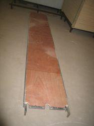 ألومنيوم لوح خشبيّة مع [س]