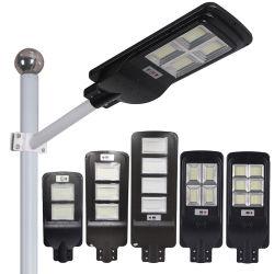 Todo en uno de los LED Luz solar calle impermeable al aire libre de la luz de la calle de Energía Solar