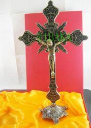 Religieux Crucifix Crucifix, Rosaire (RS82003)