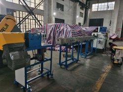 고안전 PP/PPR/PR 플라스틱 파이프 단일 나사 생산
