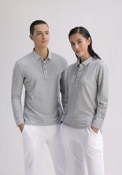 Fabrico em stock sem mangas de camisa T T camisa Polo mulheres camisas polo