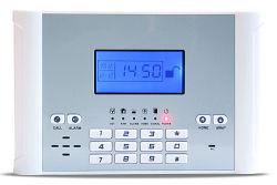 Drahtloses Burglar G/M Home Security Alarm System mit APP Control