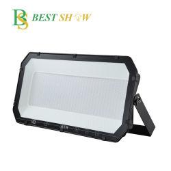 Guangzhou COB SMD2835 de alta potencia 300W 400W 500W Reflector LED significa Sosen aislados y conductor 110lm/W IP66 para la construcción