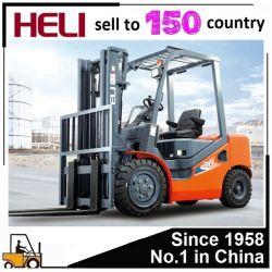 Novo 2/2.5/3/4/5/7/10 Ton Heli carro fabricado na China
