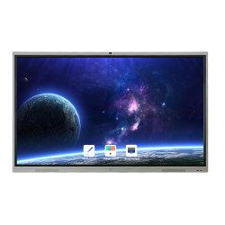 65 75 86 98 pulgadas Multi Touch LED de 4K Monitor táctil interactiva Smart Panel táctil para la reunión de oficina