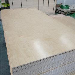 Laser-Ausschnitt-Furnierholz, 12mm vorher abgeschlossenes weiße Birken-UVfurnierholz