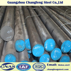 S45C S50C1045 SAE SAE 1050 Barras de acero laminado en caliente de acero al carbono