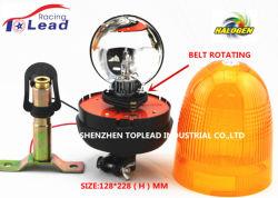 Желтый H1 галогенные ремень вращающегося проблескового маячка предохранительный выключатель двигателя сигнальная лампа грузовики