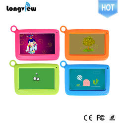 Venda quente presente de Natal 7 polegadas Quad Core WiFi Kids Tablet PC