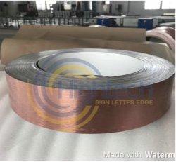 Bâtiment de matériel d'aluminium des bandes de garniture pour signer la lettre