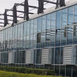 Invernadero de cristal de la casa de los productos de jardín hidropónico