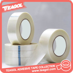 Промышленные стеклянные нити накаливания Strapping ленту для упаковочной промышленности