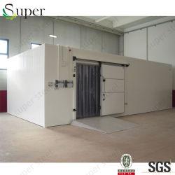 Kleiner und grosser Größen-Raum als kompletter schlüsselfertiger Kühlraum