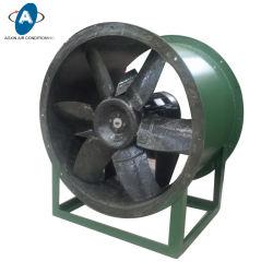 preço de fábrica industrial à prova de explosão ventilador axial do Extrator