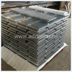 Fr1433 Canal de drainage de résine Standard caillebotis en acier inoxydable de la grille de canal de drainage