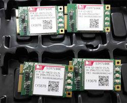 최고 무선 전산 통신기 SIM7100e는 FDD-Lte B1/B3/B7/B8/B20&bullet를 지원한다; 듀얼-밴드 Tdd-Lte B38/B40