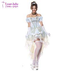 2017 nouveau style de l'Halloween Fancy Dress Costumes adultes passionnés de la princesse L1205