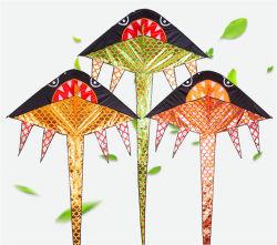 Qualitäts-Spielplatz-Nylonwind-Energien-Drachen für Verkauf
