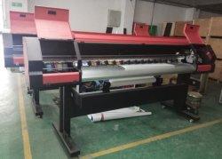 1900mm doble de gran formato DX5 Impresora de inyección de tinta solvente ecológica