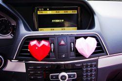 Alquiler de amor Perfume de ventilación de aire acondicionado (JSD Clip-A0101)