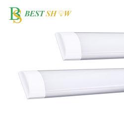 OEMのブランドのパッキングとの広州100lm/W 1200mm 36W LEDの当て木の管ライト3600lm SMD2835 AC85-265V
