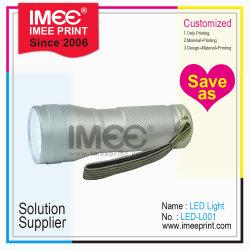 관례 LED 고속 트랙 압박 단추 스위치 세포 전지 효력 작풍 플래쉬 등을 인쇄하는 Imee 로고