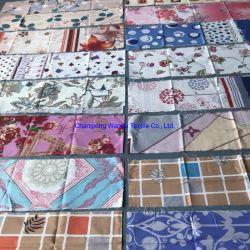 Los textiles, pintura, impresión, el 100% Poliéster Bedsheet Wholesale, hogar de exportación de textiles