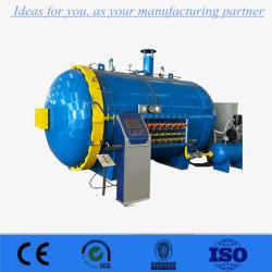 Industrielle Autoclave composites en fibre de carbone pour la vente usine